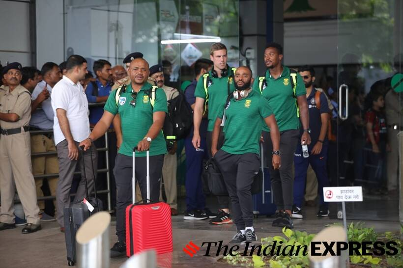 india vs south africa, india vs south africa test, india vs south africa photos, india vs south africa pune, ind vs sa, rohit sharma, ravi shastri, virat kohli, jadeja