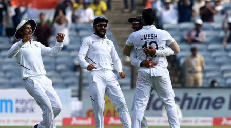 India vs South Africa, ind vs sa, ind vs sa 2nd Test, virat kohli, r ashwin, ravindra jadeja, umesh yadav, cricket news, indian express