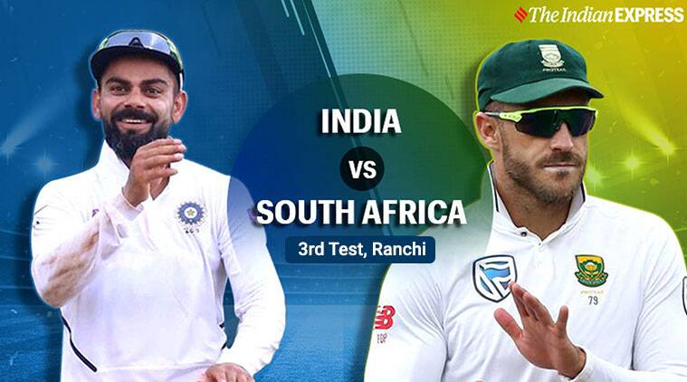 India vs South Africa 3rd Test, Day 3 Live Score Online: SA trail by 488 runs