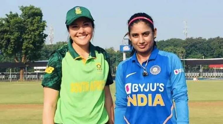 India Women Vs South Africa Women 3rd Odi Highlights Ind W
