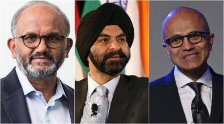 Three Indian-origin CEOs in Harvard Business Review's top 10 best-performing CEOs
