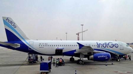 IndiGo runway incursion, IndiGo runway incursion incident, Chennai airport runway incursion incident, runway incursion incident, DGCA, IndiGo pilots, IndiGo DGCA pilots, IndiGo pilots suspended, Aviation news, Indian Express