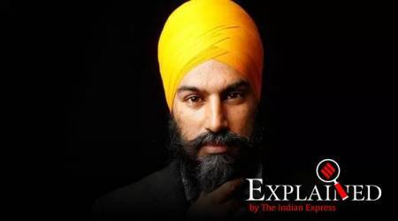 Explained: Who is Jagmeet Singh and why is he important for Canadian politics
