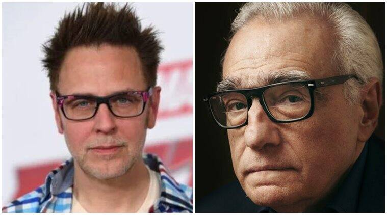 james gunn on martin scorsese marvel movies