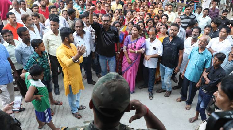 Bengal on boil over killings, family says no link to any Parivar, only ours