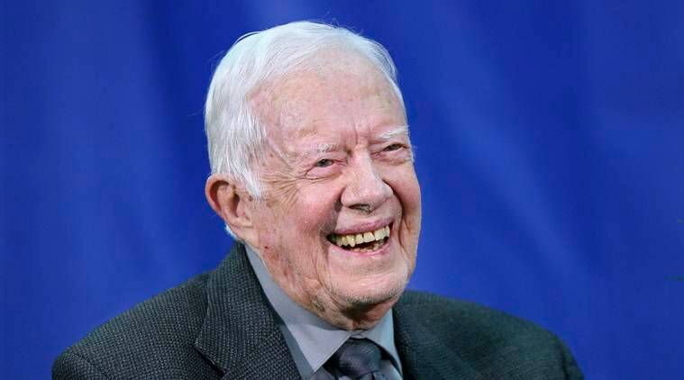 'Tell the truth... for a change': ex-President Jimmy Carter's advice to Trump