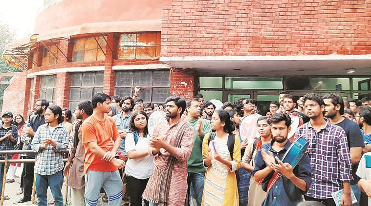 After JNUSU office, access to Parthasarathy Rocks blocked