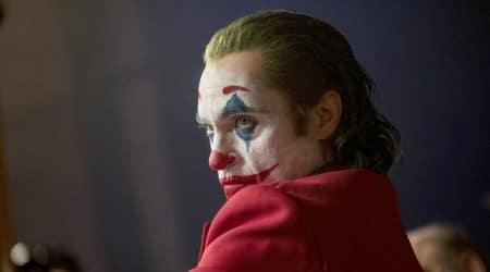 Joaquin Phoenix in Joker directed by Todd Phillips