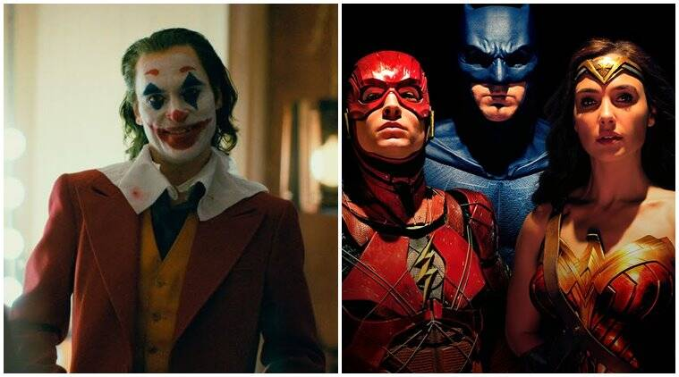 Joker to overtake Justice League at the worldwide box office