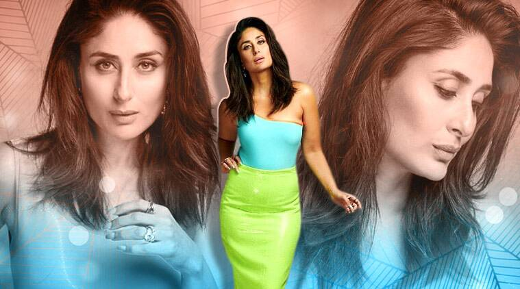 Kareena Kapoor Khan shows neon is not going anywhere soon
