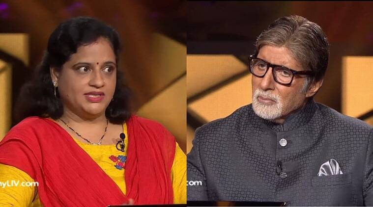 KBC 11: The Rs 25 lakh question that made Sangeeta quit Amitabh Bachchan's show