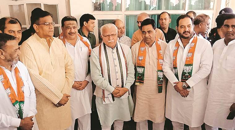 Haryana Assembly polls: Nominations done, but Opposition fails to keep its flock together