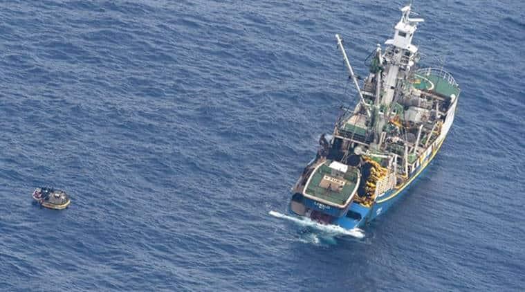 Kiribati ferry, Kiribati ferry ragedy, Kiribati ferry accident, inquiry into Kiribati ferry accident, 95 killed in Kiribati ferry accident, indian express, latest news