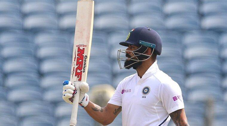 Virat Kohli scripts record with 30 wins in 50 Tests as captain