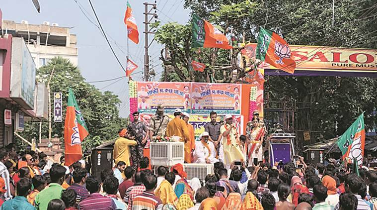 Kolkata: As BJP rolls out Gandhi yatra, TMC says 'gimmick by Godse preachers'