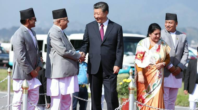 Chinese President Xi pledges NRs 56 billion in aid to Nepal