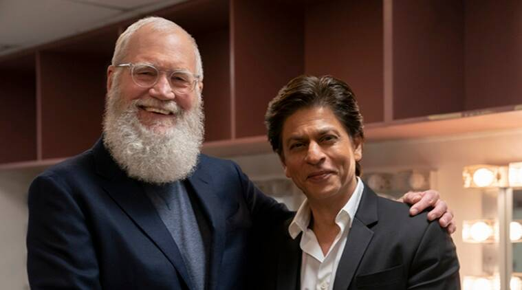 shah rukh khan My Next Guest Needs No Introduction with David Letterman