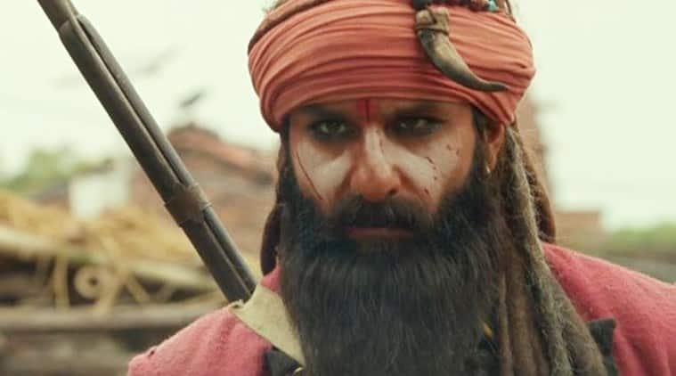 Laal kaptaan trailer menacing saif ali khan watch video