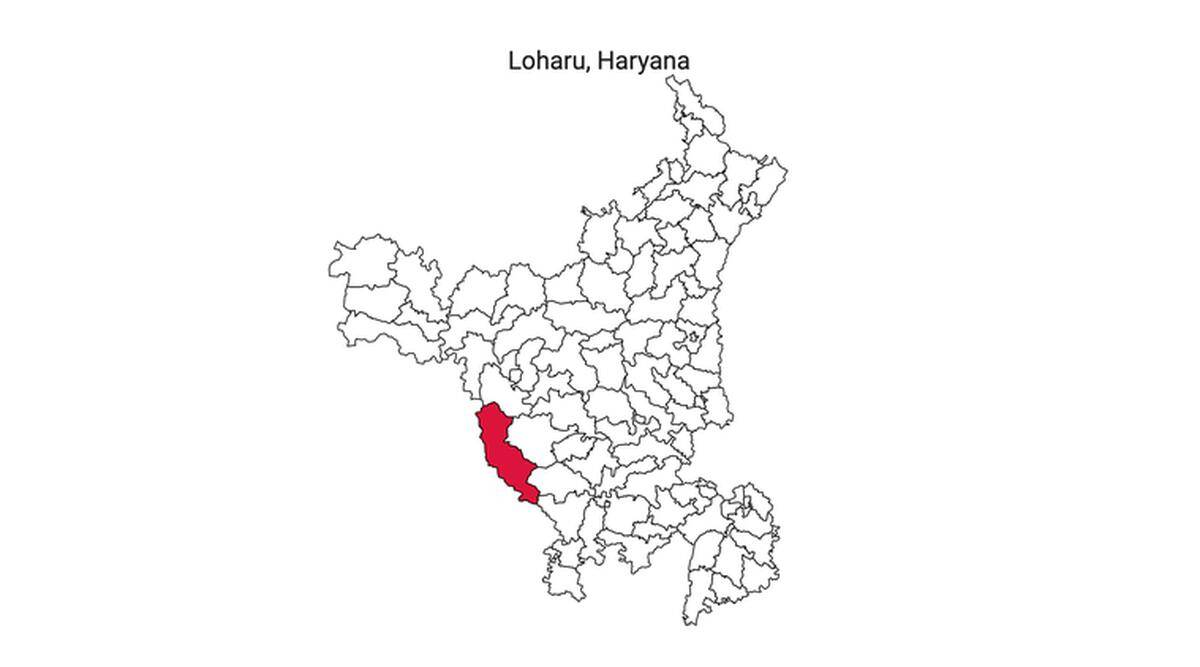 Loharu Election Result, Loharu Election Result 2019, Loharu Vidhan Sabha Chunav Result, Loharu Vidhan Sabha Chunav Result 2019