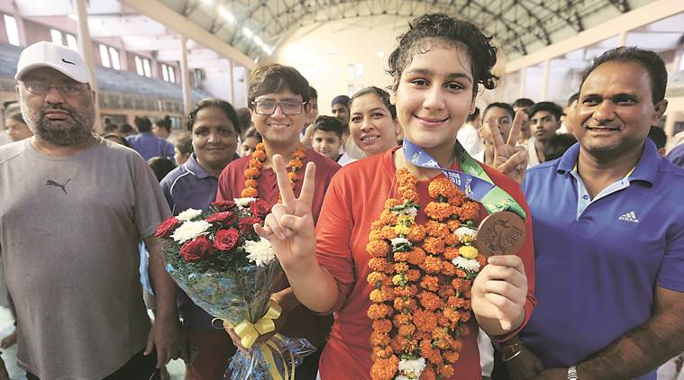 Ludhiana girl wins bronze medal in Commonwealth Judo Championships