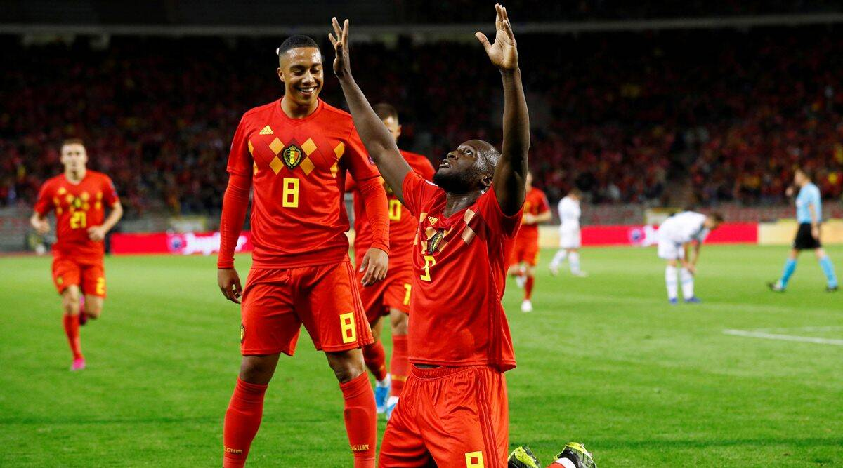 A Team Into belgium first team into euro 2020 finals after 9-0 win
