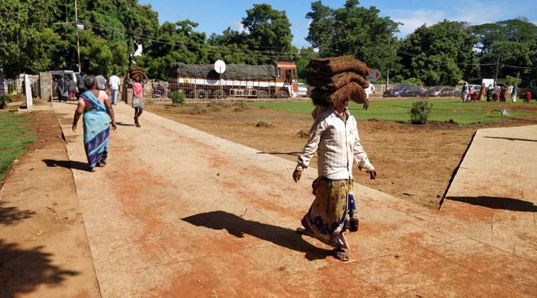 Ancient port town of Mamallapuram gets set for India-China informal meet
