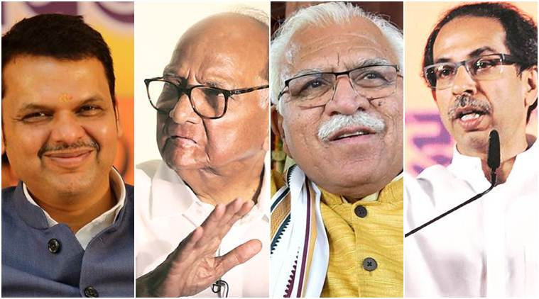 Maharashtra, Haryana exit poll results 2019 LIVE updates: Voting ends, all eyes on exit polls