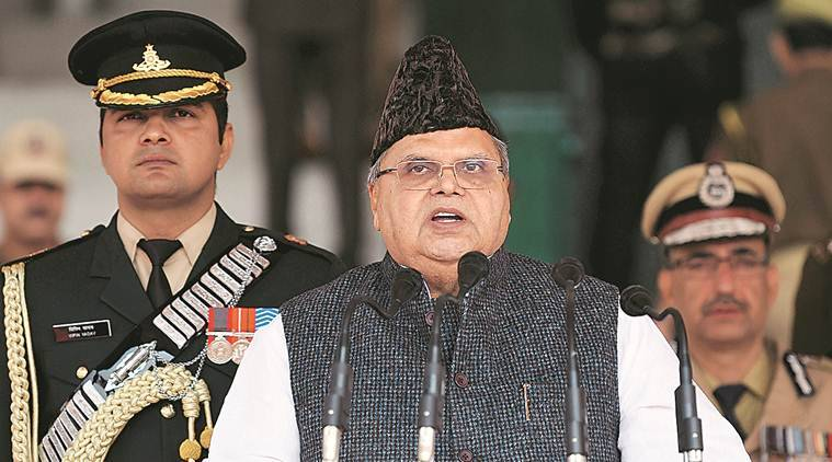 Lieutenant Governors for J&K and Ladakh, Malik is shifted to Goa
