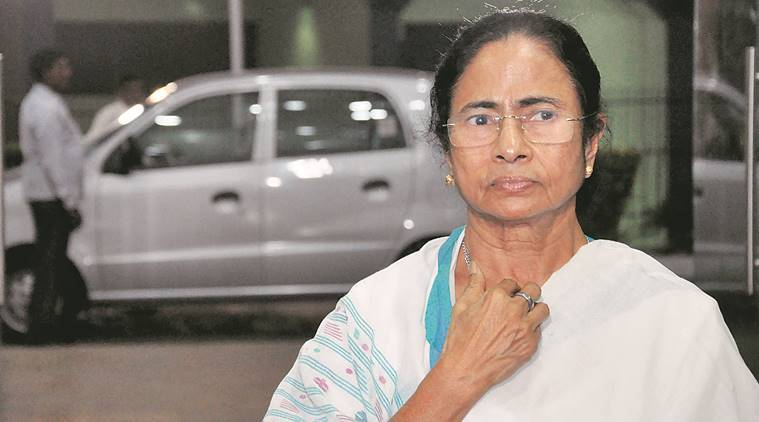 Phone tapped, says Mamata, points finger at Centre, '2-3 state govts'