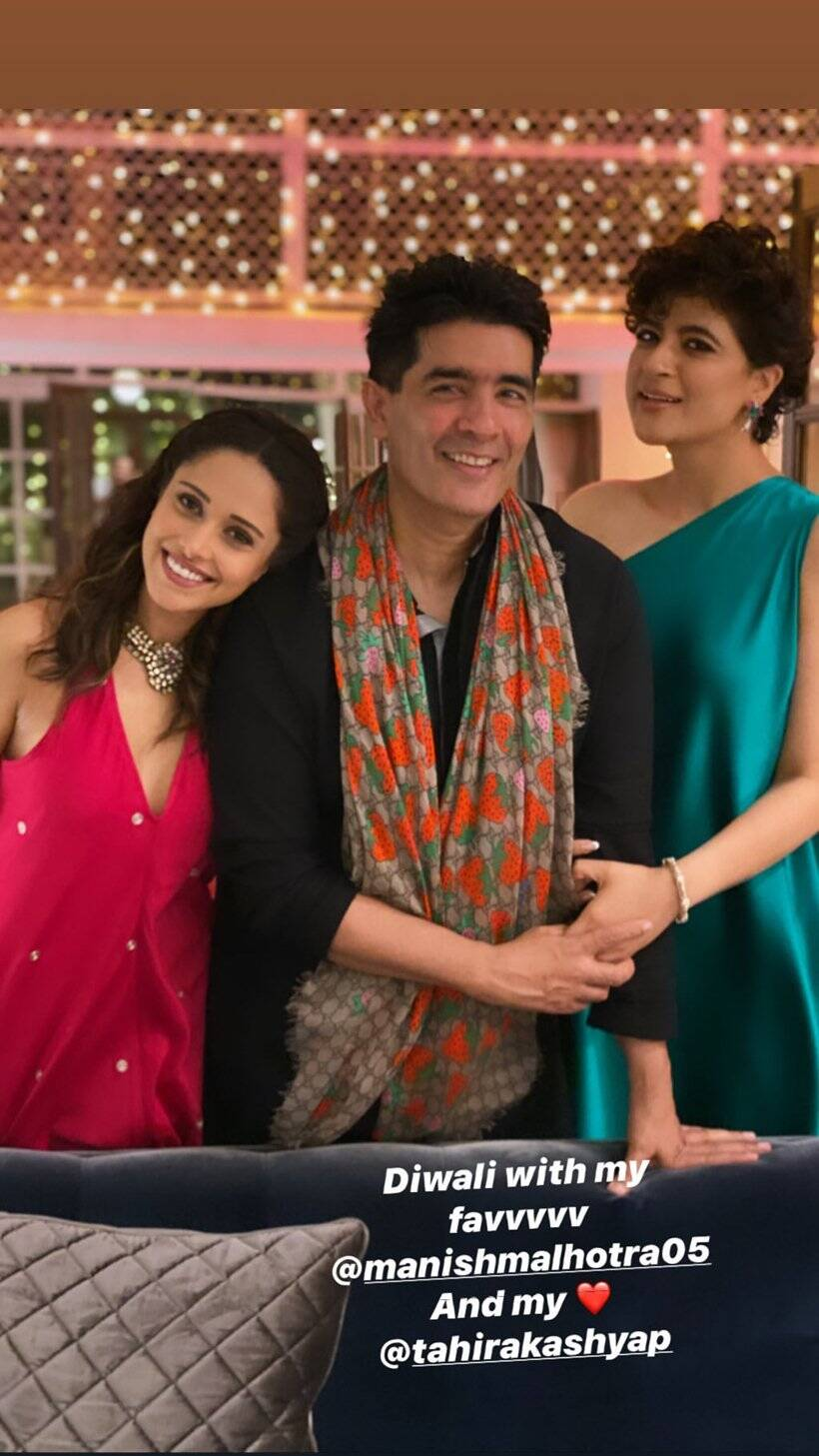 Image result for manish malhotra Diwali party