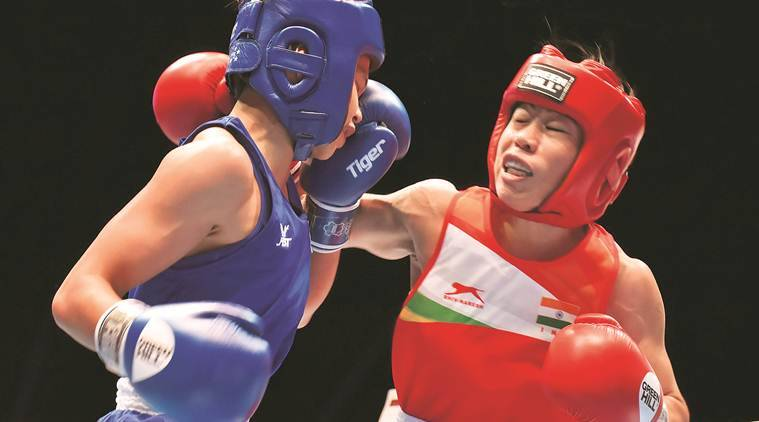 Mary Kom enters quarterfinals, Saweety Boora bows out of World C'ships
