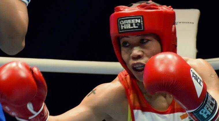 Mary Kom signs off with bronze in World Women's Boxing Championships