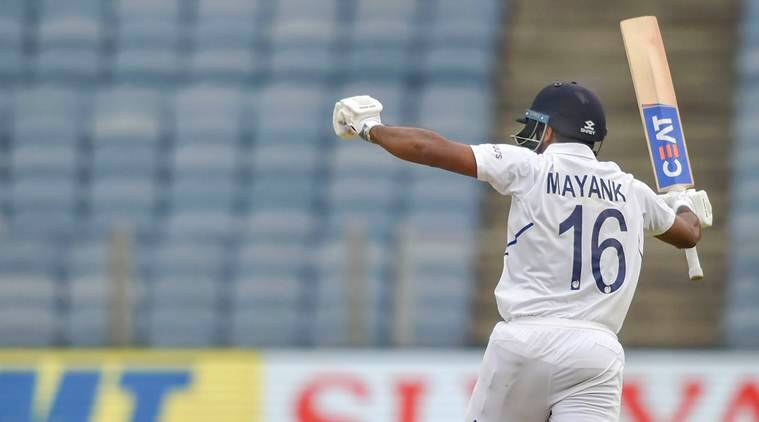 India vs South Africa 2nd Test: Mayank Agarwal's ton sets the tone on opening day