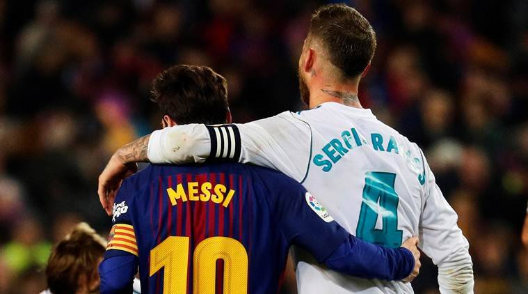 Barcelona will not accept playing El Clasico in Madrid