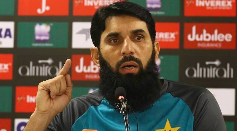 Misbah-ul-Haq has not ruled out playing two spinners in first Test against England