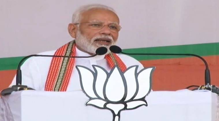 On campaign trail: PM, CM, film stars, missing Congress, combative NCP