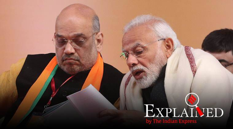 Maharashtra election results, haryana election results, BJP in haryana, Congress in Haryana, BJP Maharashtra, Congress Maharashtra, indian express