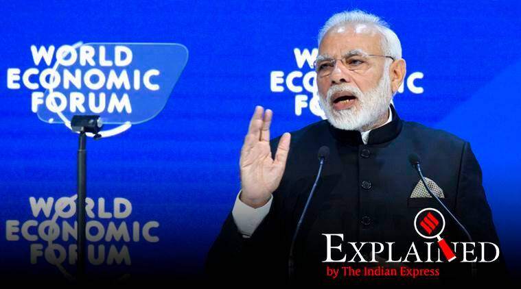Why did India fall in the Global Competitiveness Index?