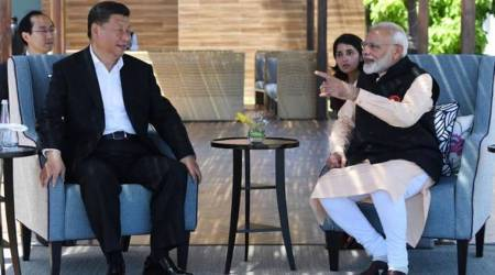Modi-xi summit, Modi-xi talks, india china talks, Modi-Xi summit photos, Modi-Xi talsk in mahabalipuram, mahamallapuram, Tamil Nadu, indain express
