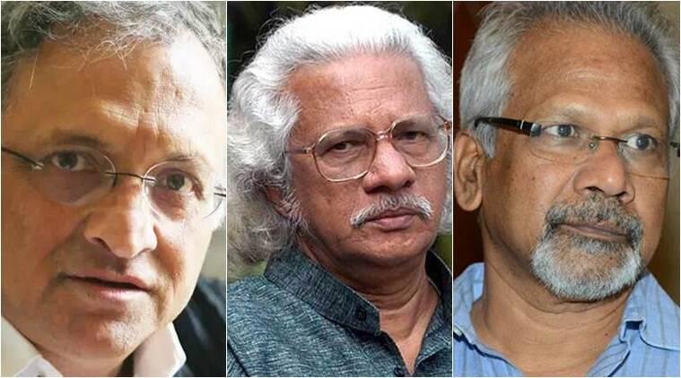 sedition case 49 celebrities, Ramachandra Guha, Ramachandra Guha FIR, Shyam Benegal, Lynching letter Modi, Modi lynching letter, Ramchandra Guha sedition charge, indian express news
