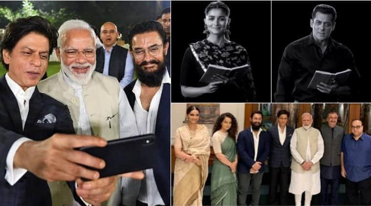 fashion movie star Gandhi video