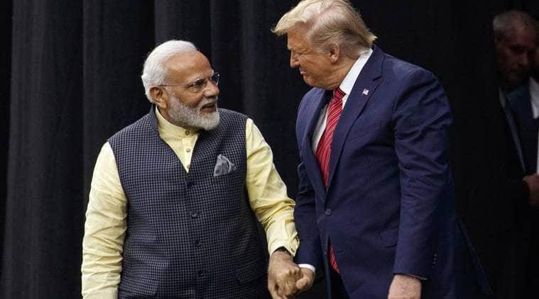Prime Minister Narendra Modi, US President Donald Trump, Trump India visit, Trump in India, US India trade ties