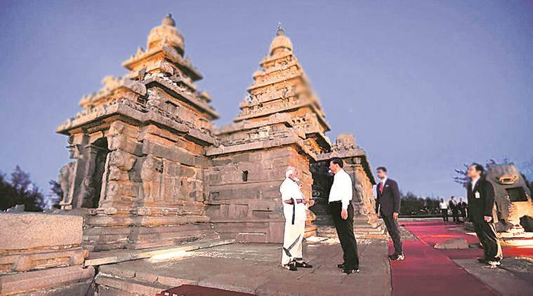 On Day one of Mahabalipuram summit, Modi and Xi talk trade, terror and threat they face from radicalisation
