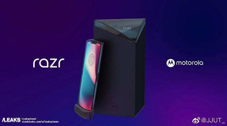 Moto razr to launch by end of 2019 claims new report