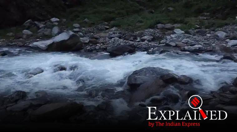 Telling Numbers: Role of mountain streams in carbon cycle, newly assessed