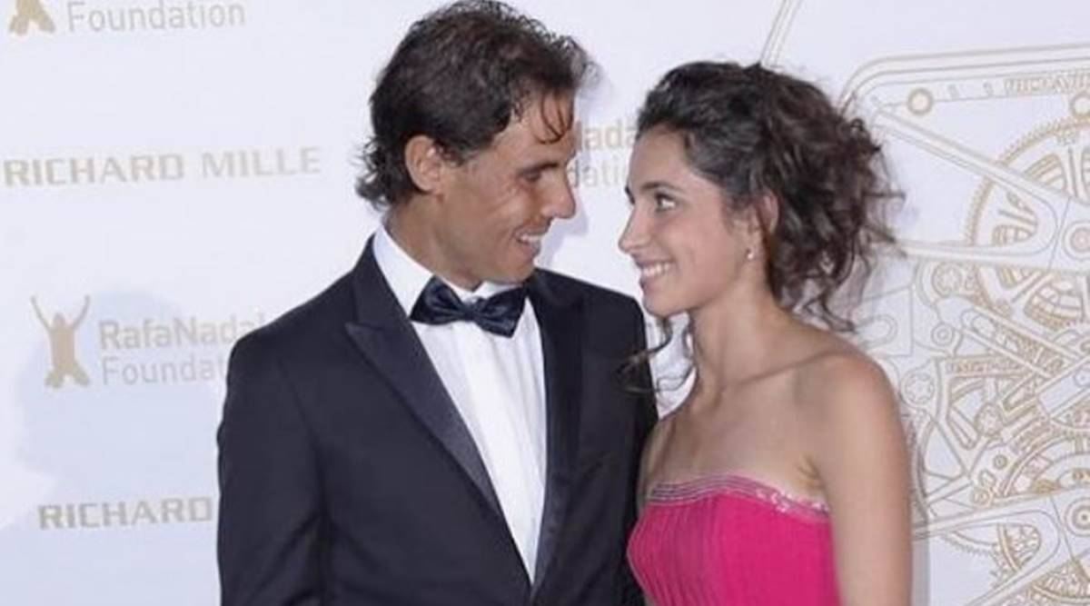 Rafa Nadal Marries Long Time Partner Xisca Perello In Private Ceremony Sports News The Indian Express