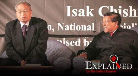 Naga Peace talks, Myanmar, r n ravi, assam, Naga peace talks explained, What are the Naga peace talks, express explained, indian express