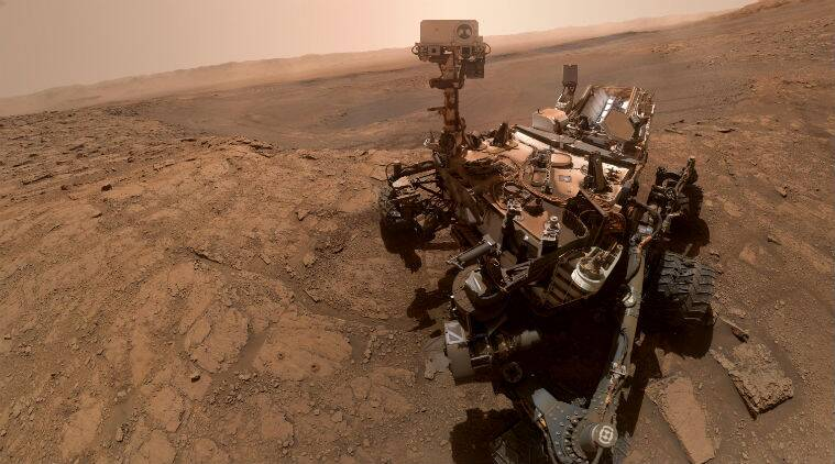 nasa, nasa curiosity rover, nasa curiosity rover performs wet chemistry experiment, nasa curiosity rover clicks selfie, nasa curiosity rover on mars, nasa curiosity rover Sample Analysis at Mars, nasa curiosity rover Glen Etive