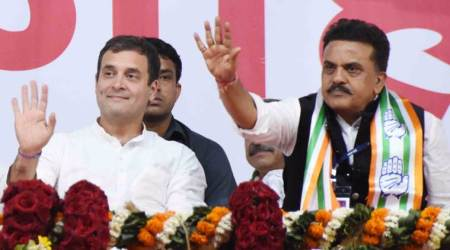 Sanjay Nirupam, Sanjay Nirupam Congress, Sanjay Nirupam Mumbai Congress, Mumbai Congress, Maharashtra Assembly elections, Maharashtra polls, India news, Indian Express