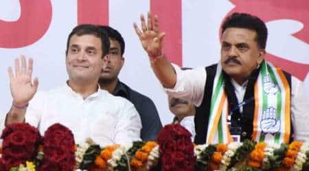 Sanjay Nirupam, Sanjay Nirupam Congress, Sanjay Nirupam Mumbai Congress, Mumbai Congress, Maharashtra Assembly elections, Maharashtra polls, India news, Indian Express